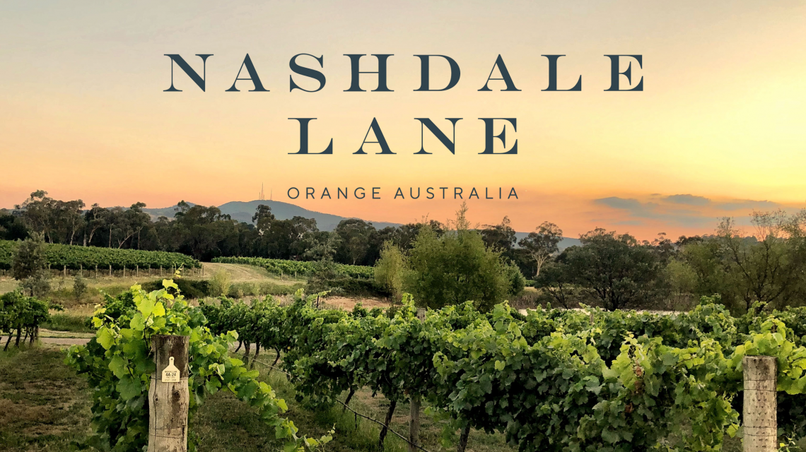 A photo of the Nashdale Lane winery in Orange, NSW