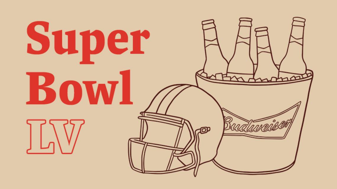Super Bowl at the Sackville Hotel!
