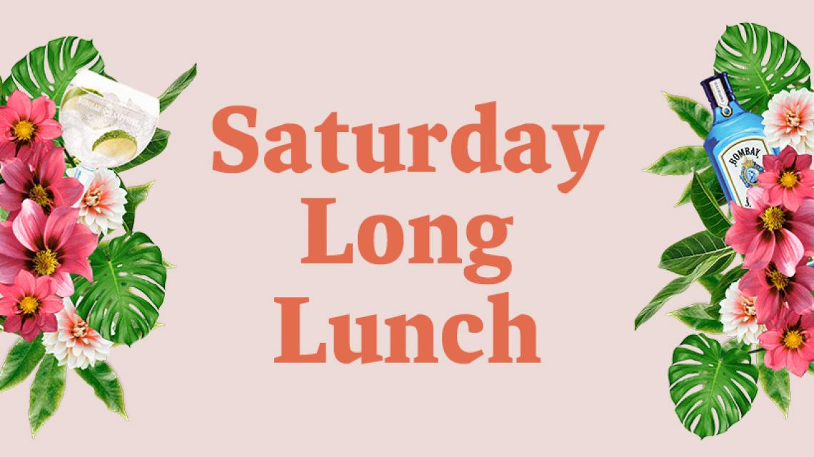 Saturday Long Lunch at the Sacky